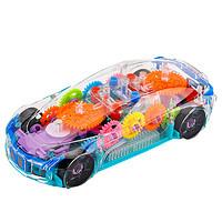 KIDNOAM 衾美 电动万向透明齿轮概念车